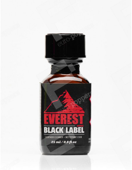Everest Black Label 24ml