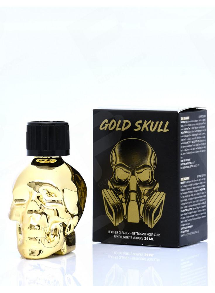 Gold Skull 24ml